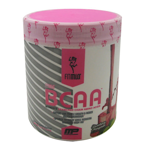 Fit Miss, Fit Miss BCAA Strawberry Margarita 30 Servings, 30 Servings, Strawberry Margarita