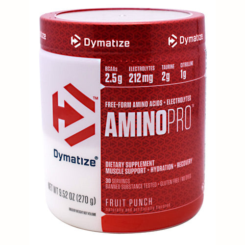 Dymatize, Dymatize Performance Driven Amino Pro Lemon Lime 30 Servings, 30 Servings, Lemon Lime