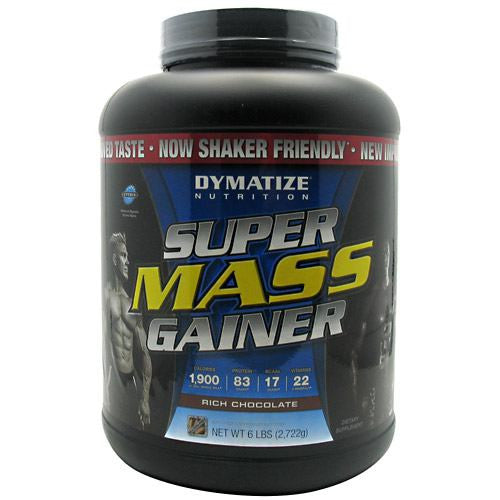 Dymatize Nutrition, Dymatize Nutrition: Super Mass Gainer, Protein Powder - MuscleMart Plus