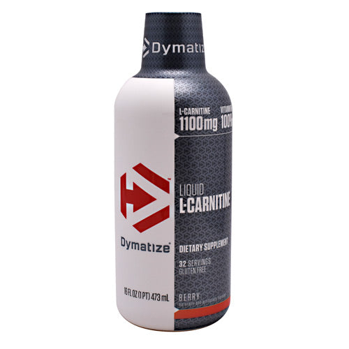 Dymatize, Dymatize Liquid L-Carnitine Lemonade 16 fl oz (473 ml), 16 fl oz (473 ml), Lemonade