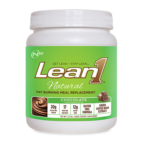 Nutrition53, Nutrition53 Lean 1 Natural, 1.12, Chocolate