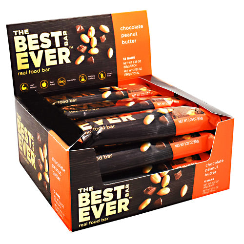 The Best Bar Ever, Peanut Butter Crunch, 65g, 12 Pack