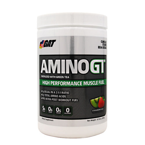 GAT, GAT Amino GT Strawberry Kiwi 390 grams, 390 grams, Strawberry Kiwi