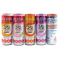 Celsius, Celsius: Variety Pack, 12 Count, Weight Loss, Energy Booster - MuscleMart Plus