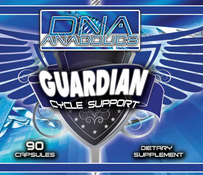 DNA Anabolics, DNA: Guardian, 90 Caps, Cycle Support, Cycle Support - MuscleMart Plus