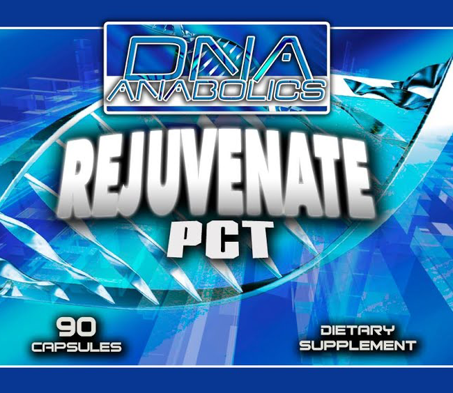 DNA Anabolics, DNA: Rejuvinate, 90 Caps, Post-Cycle Therapy, Post Cycle - MuscleMart Plus