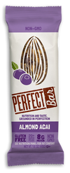 Perfect Bar, Perfect Bar, Almond Acai, 8 Pack, 8 Pack, Almond Acai (Lite)