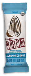 Perfect Bar, Perfect Bar, Almond Coconut, 8 Pack, 8 Pack, Almond Coconut (Vegan, Organic)