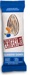 Perfect Bar, Perfect Bar, Blueberry Cashew, 8 Pack, 8 Pack, Blueberry Cashew