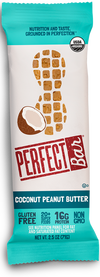 Perfect Bar, Perfect Bar, Coconut Peanut Butter, 8 Pack, Coconut Peanut Butter (Organic)