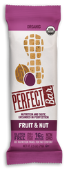 Perfect Bar, Perfect Bar, Fruit & Nut, 8 Pack, Fruit & Nut (Organic)