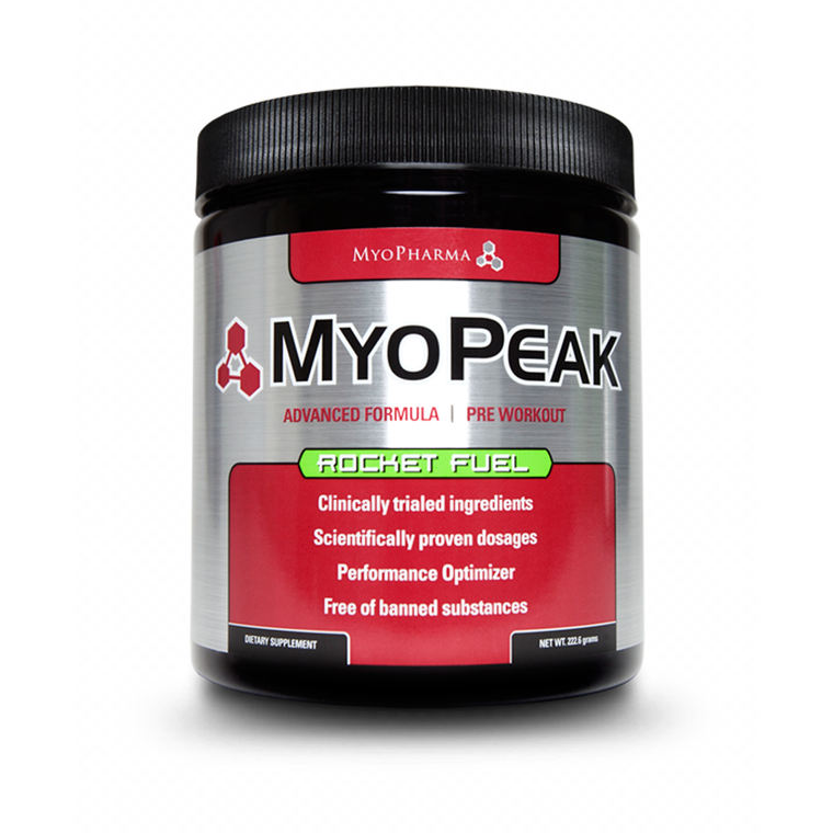 MyoPeak Advanced Formula Preworkout, 42 Servings