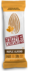 Perfect Bar, Perfect Bar, Maple Almond, 8 Pack, 8 Pack, Maple Almond