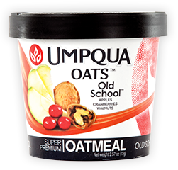 Umpqua Oats - Super Premium Oatmeal (Box of 6 or 12)