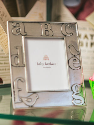 Beehive Handmade ABC Picture Frame Weston Table