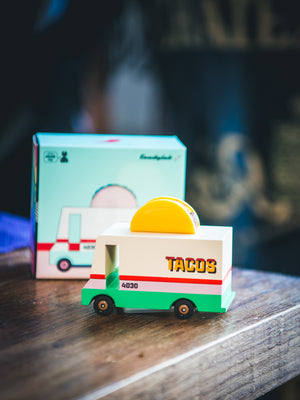 Candylab Toys Taco Truck Weston Table