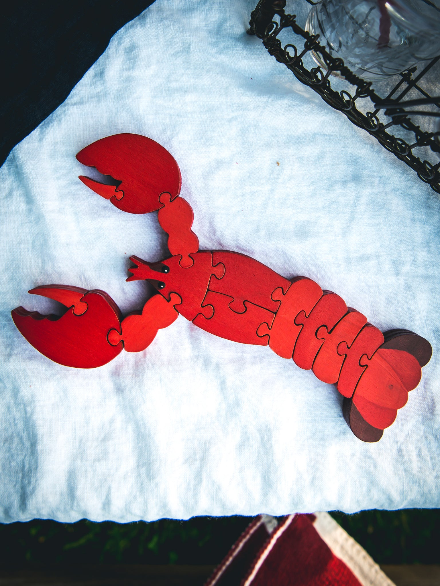 Lobster Puzzle Weston Table