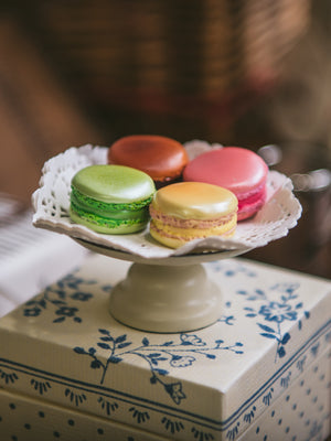 Maileg Macarons et Chocolate Chaud Weston Table