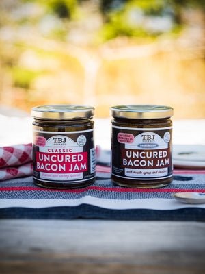TBJ Gourmet Uncured Bacon Jam Weston Table