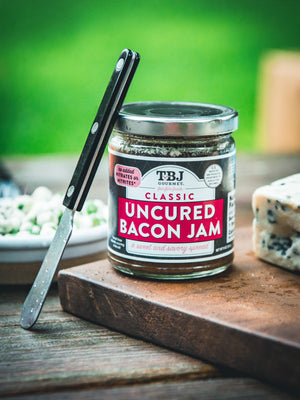 TBJ Gourmet Classic Uncured Bacon Jam Weston Table