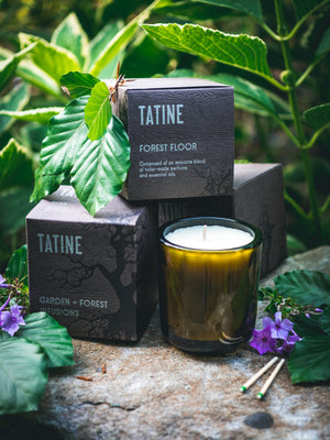 Tatine Garden and Forest Infusions Candles Weston Table
