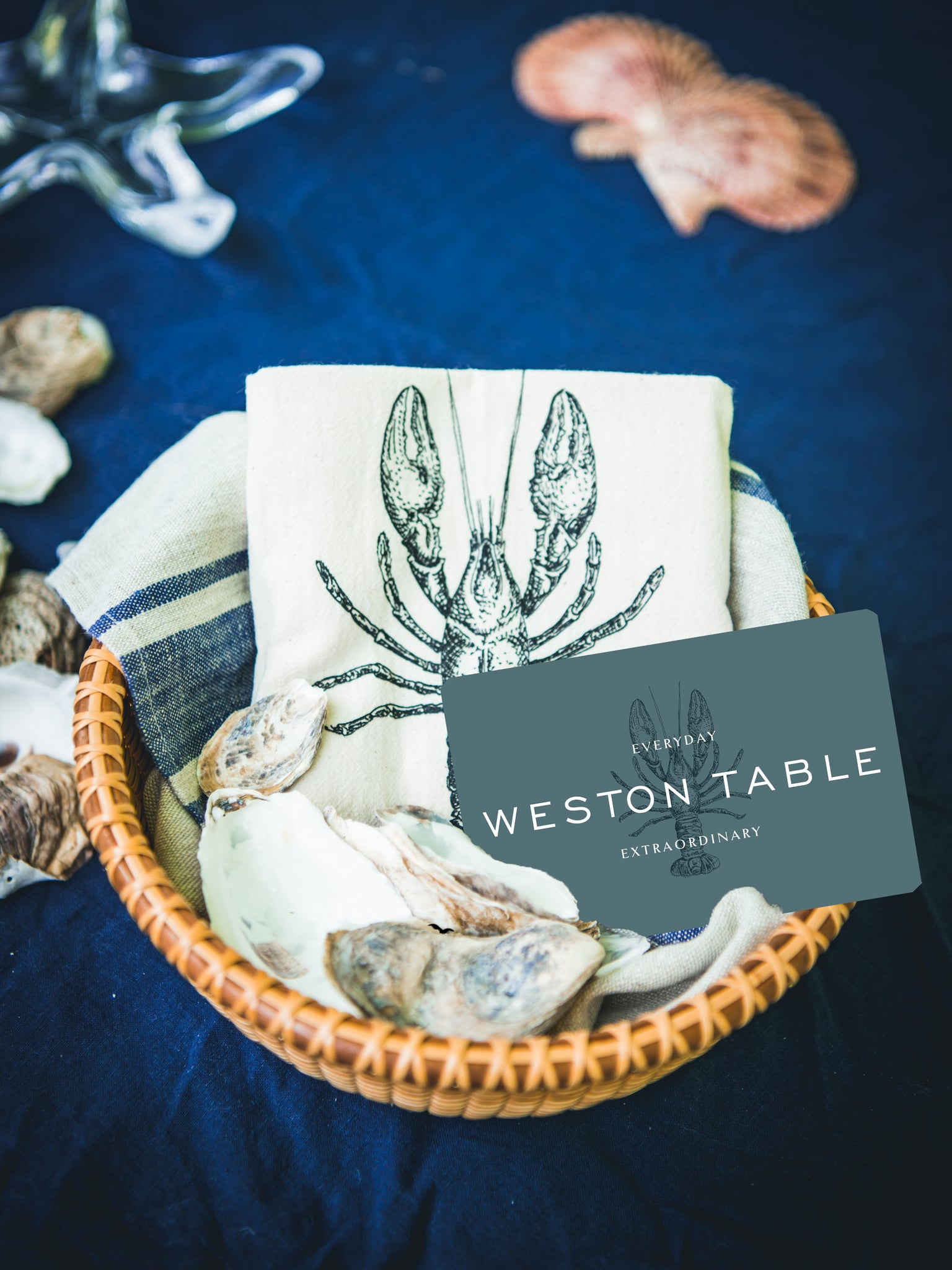 WT Everyday Extraordinary Gift Card Weston Table