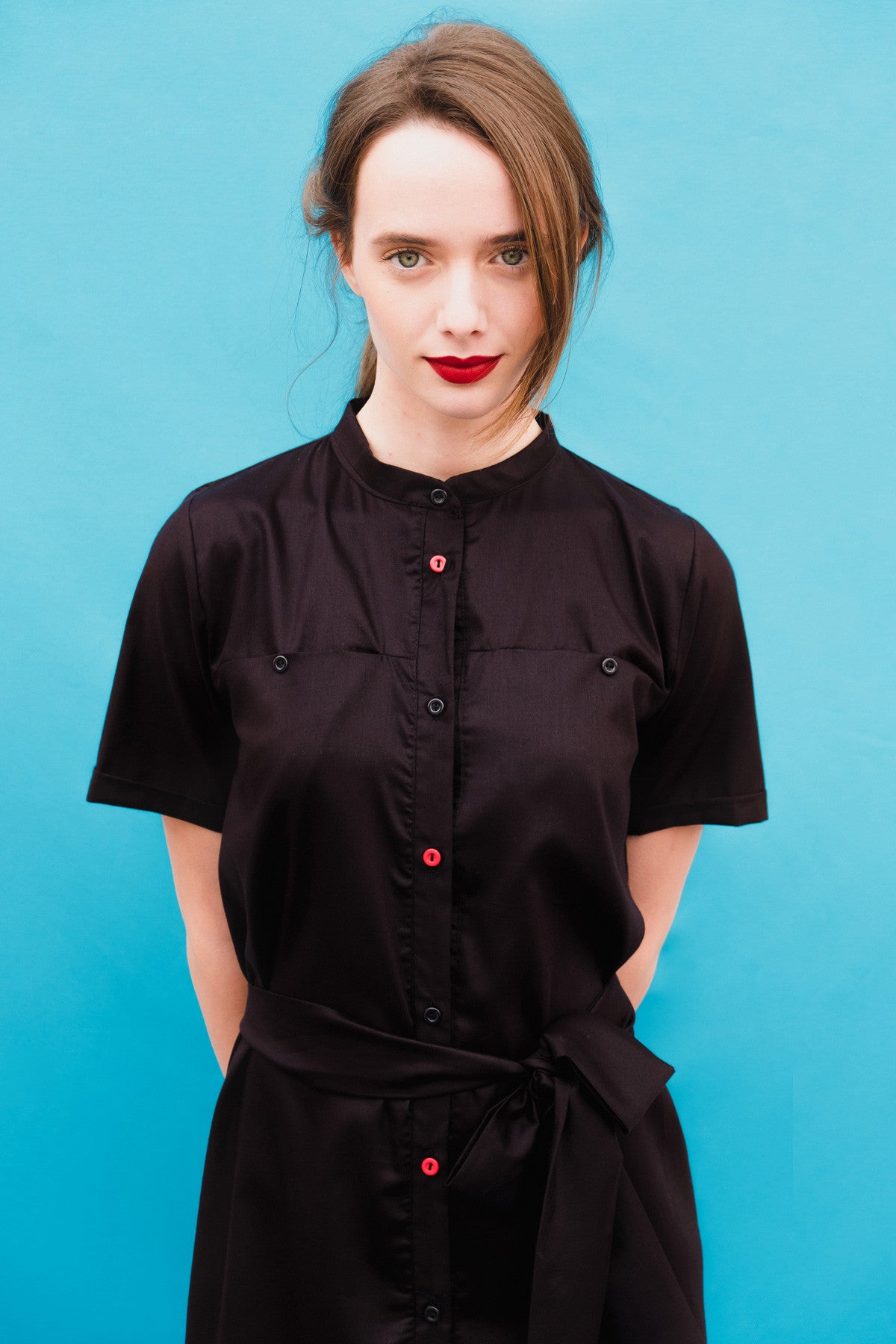Vestido Blow Pop Negro
