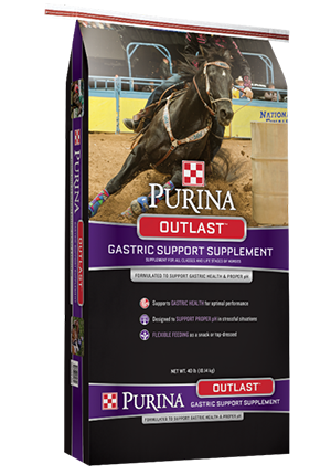 PURINA OUTLAST GASTRIC SUPPORT 40#