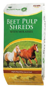 BEET PULP SHREDS WITH MOLASSES 40#