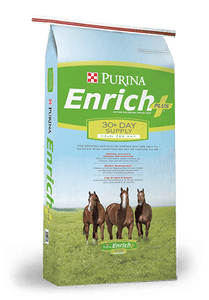 PURINA ENRICH 32 PLUS 50#