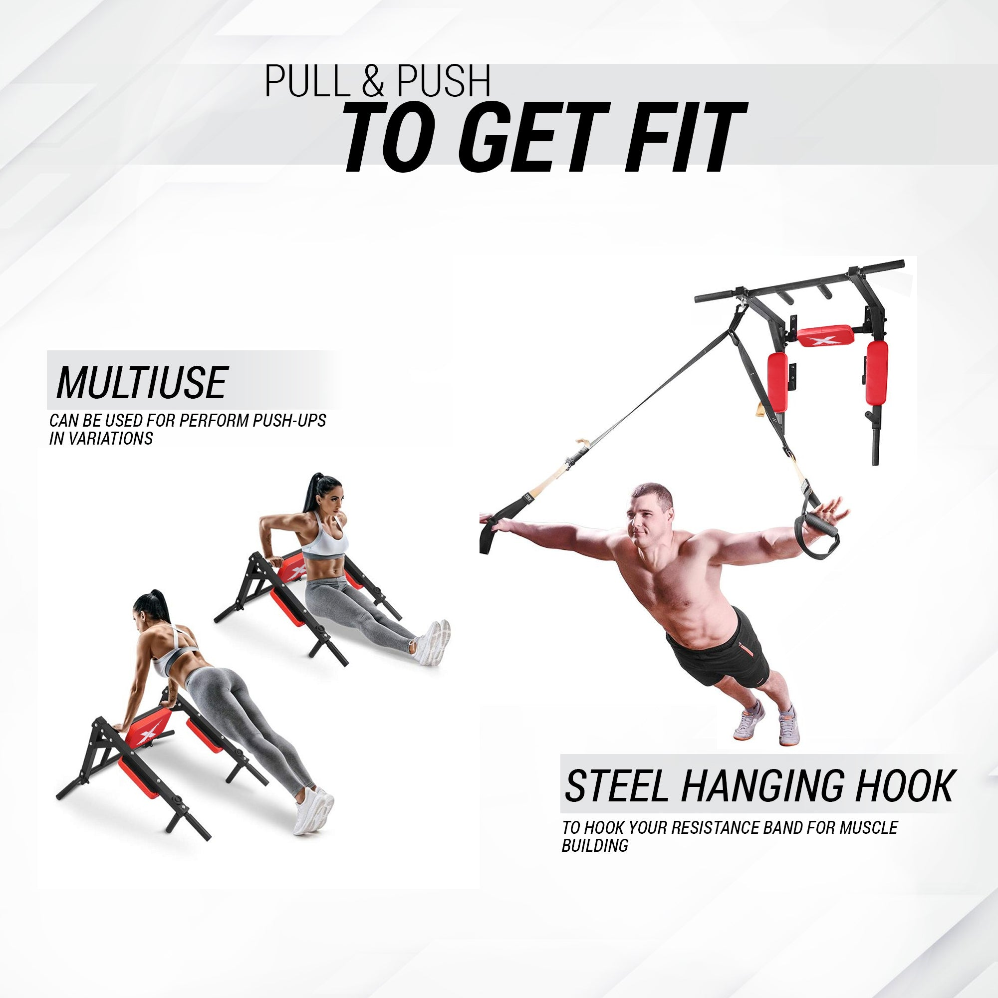 Pull Up Bar For Home