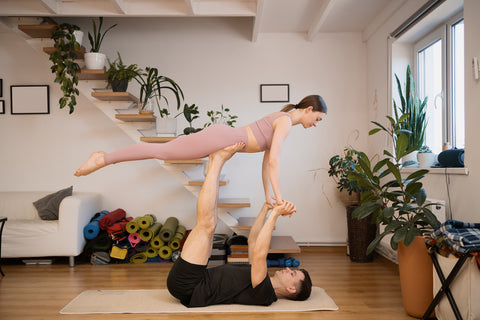 Xn8 how to train like a professional Gymnastic at Home