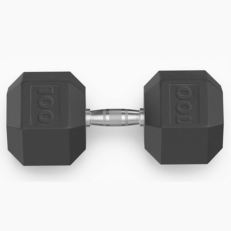 Xn8 Sports Rubber Hex Dumbbells Sets