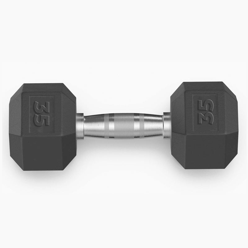Xn8 Sports Best Dumbbells Black