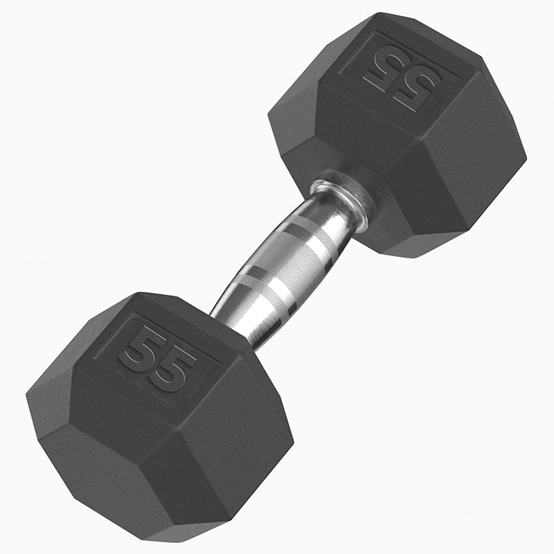 Xn8 Sports Womens Dumbbells BlackXn8 Sports 55lb Dumbbells Black