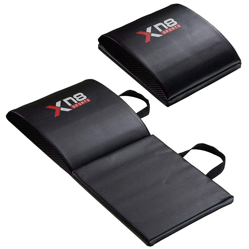 Xn8 Sport Exercise Mats Black