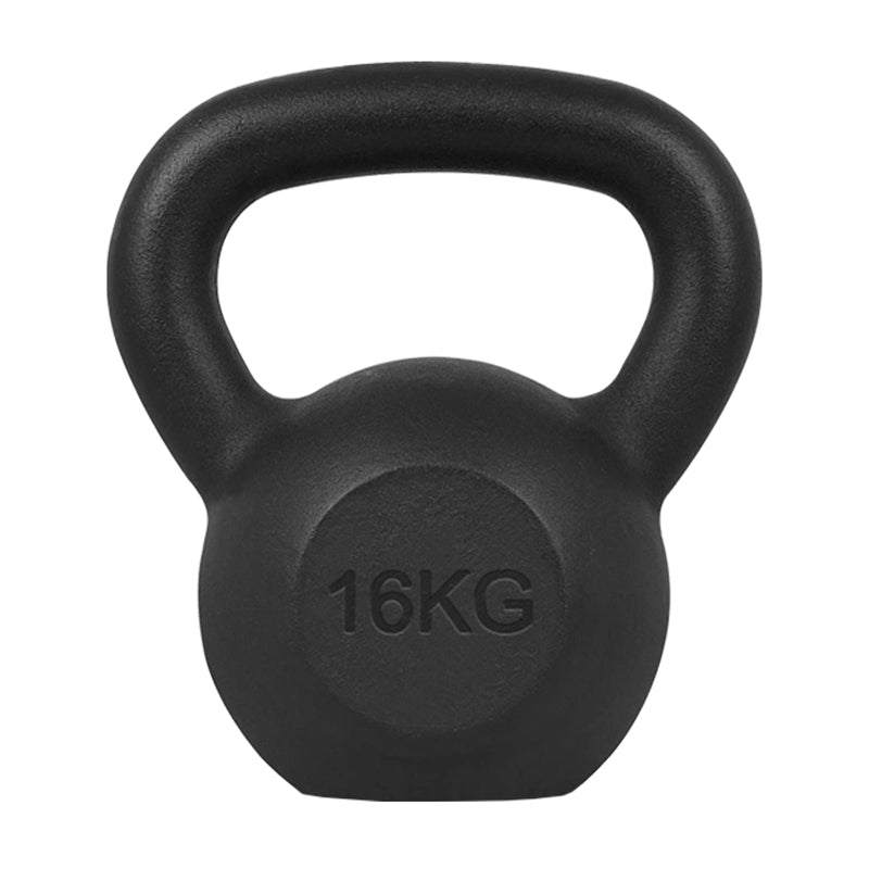 Xn8 Sports Kettlebell Exercises 16Kg Black
