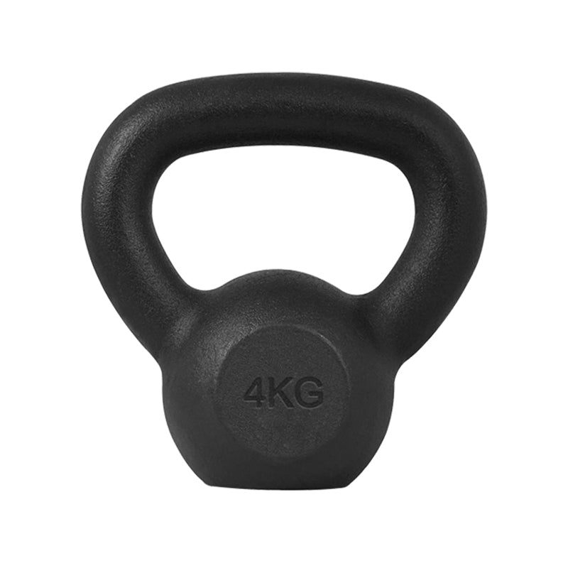 Xn8 Sports Kettlebell 4Kg Black