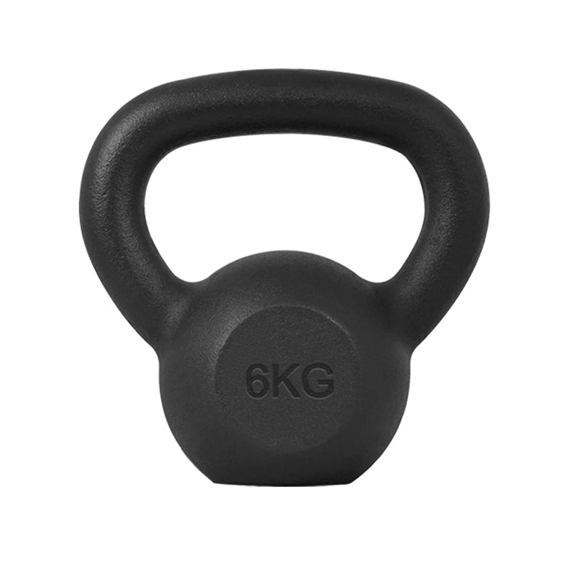 Xn8 Sports Kettlebell Workout  Black 6kg