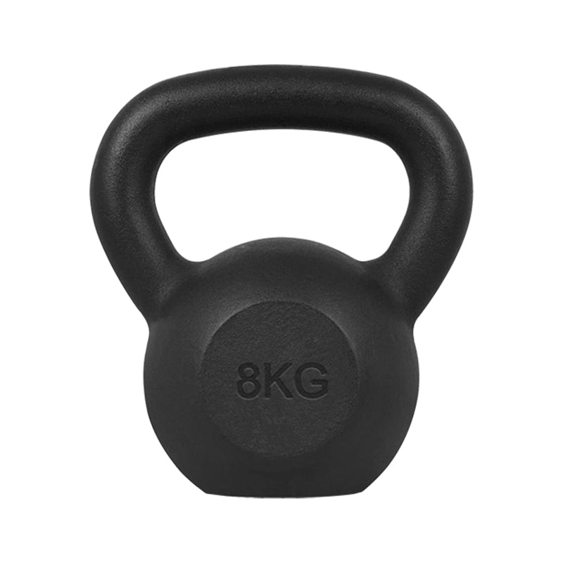 Xn8 Sports Kettlebell Set 8Kg  Black