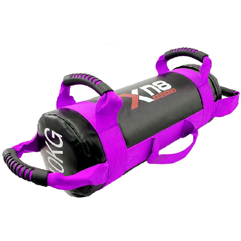 Xn8 Sports sandbag workout Purple
