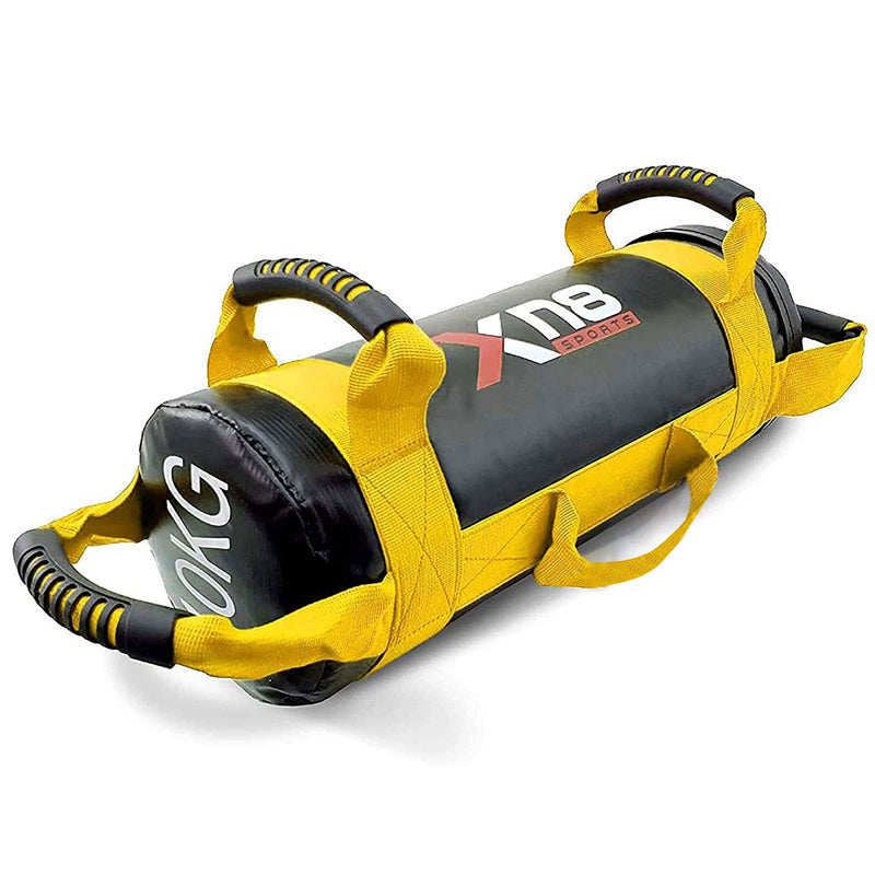 Xn8 Sports sandbag exercises Yellow