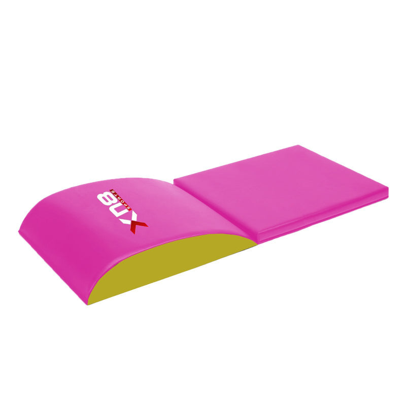 Xn8 Sports Ab Mat Exercise Floor Mats Pink
