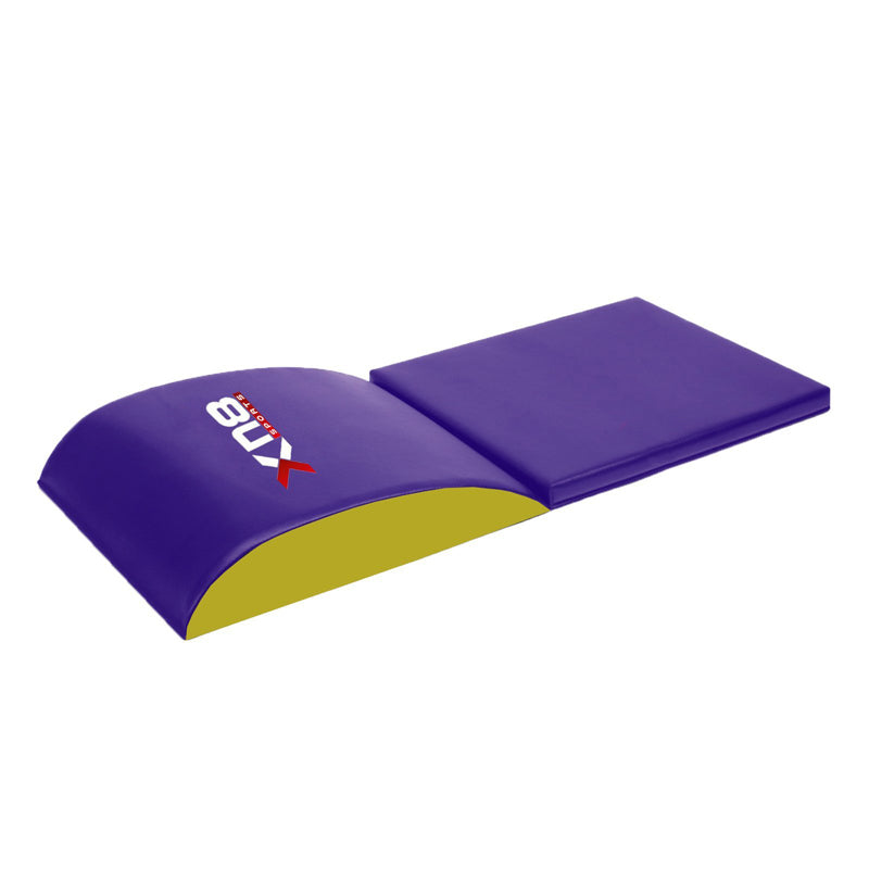 Xn8 Sports Ab Mat Foam Exercise Mats Purple