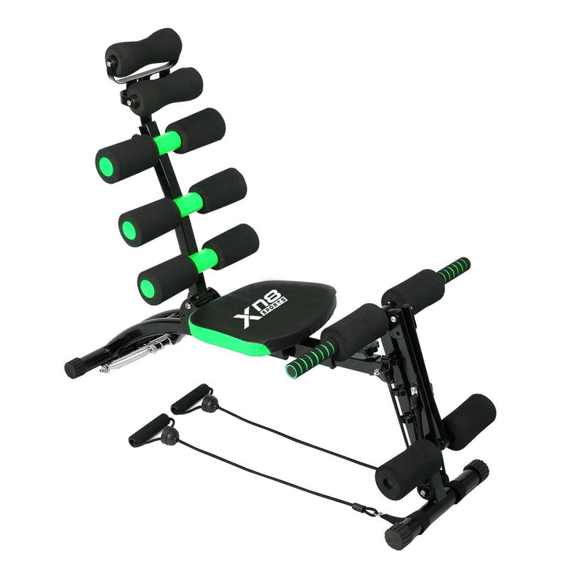 Xn8 Sports Ab Rocket Chair Green