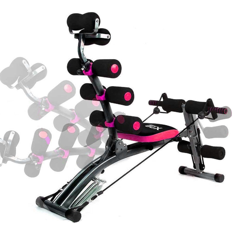 Xn8 Sports Ab Rocket Exercise Machine Pink