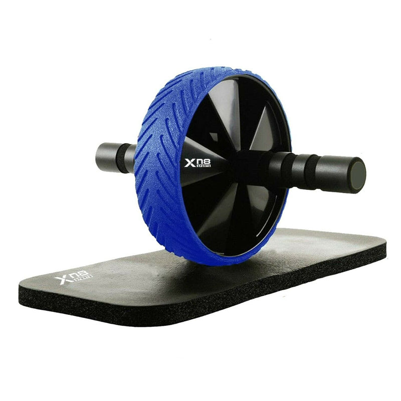 Xn8 Sports Ab Wheel Roller Dark Blue