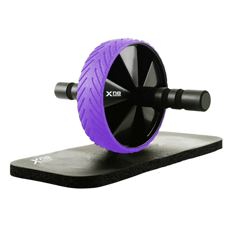 Xn8 Sports Ab Wheel Purple