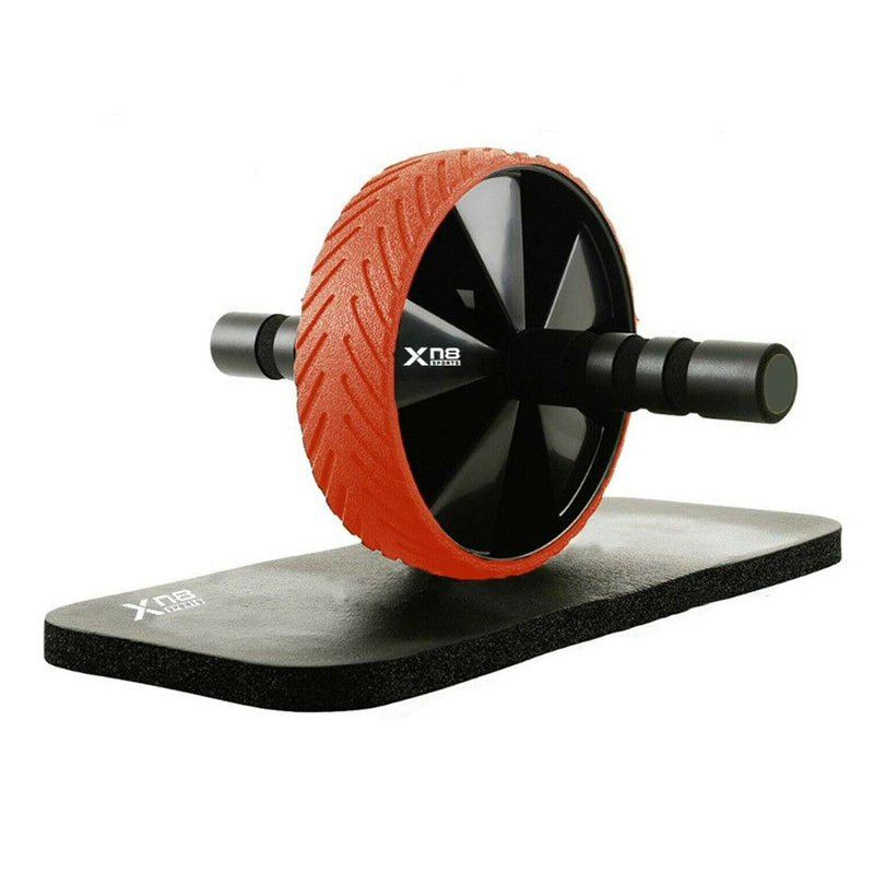 Xn8 Sports Ab Wheeler Roller Red