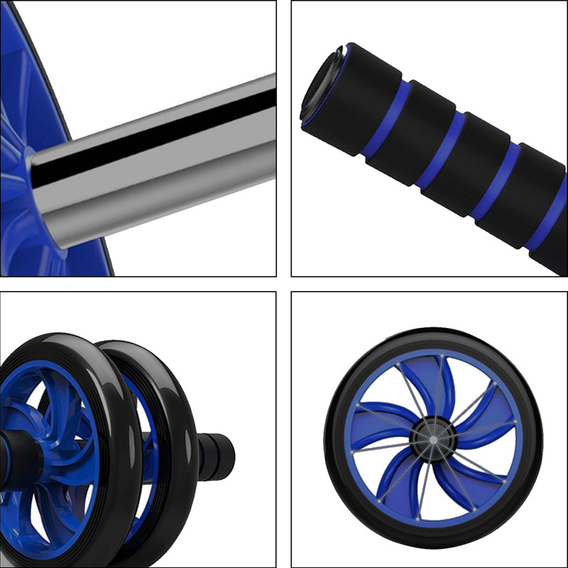 Xn8 Sports Wheel Roller Dark Blue